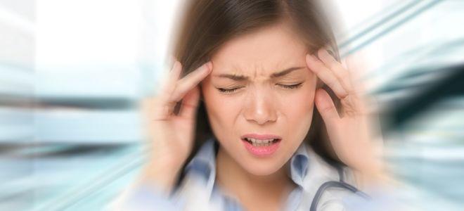 Причины сильного головокружения