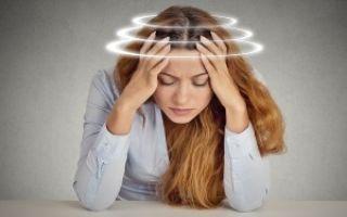 Народные методы лечения головокружений