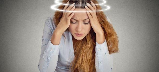 Головокружение: причины, лечение и профилактика