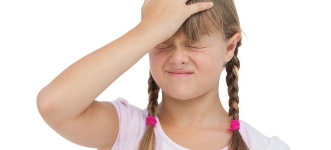 Детская головная боль: клиническая картина, причинные факторы, решение проблемы