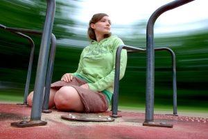 сильное головокружение при быстром перемещении тела