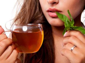 лечебный чай от головной боли