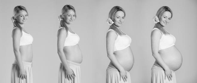 триместр беременности и головная боль