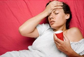 головные боли при месячных