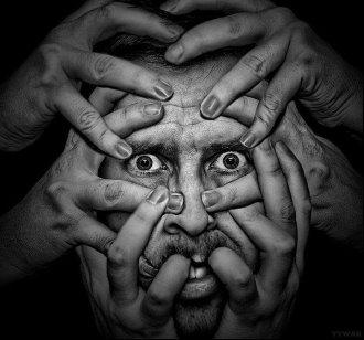 нарушение психики