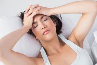 у беременной болит голова