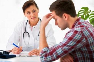 обследование головокружения у доктора