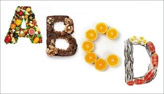 витамины a b c d