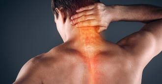 Головокружение и напряжение в шее