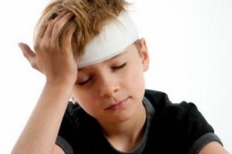 последствия сотрясения у ребенка