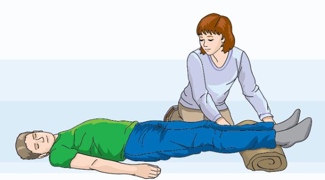 помощь при обмороке
