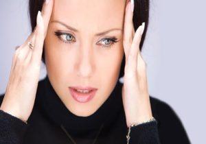 Болит голова при мигрени