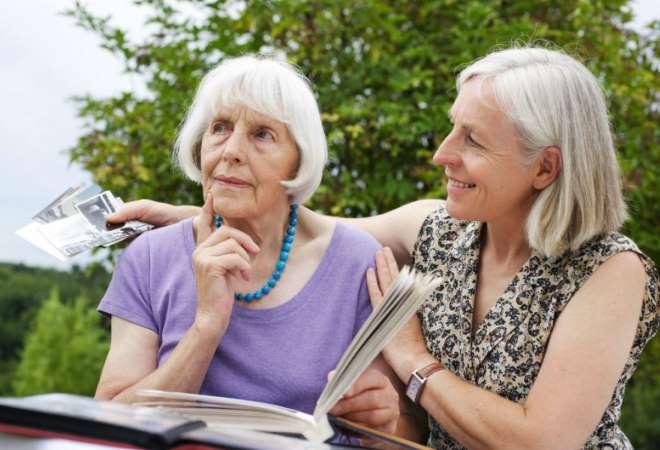болезнь Альцгеймера в пожилом возрасте