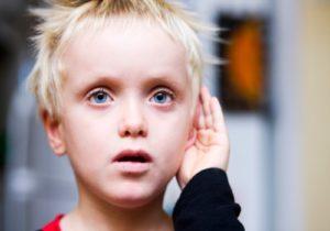 Протекание шизофрении у детей