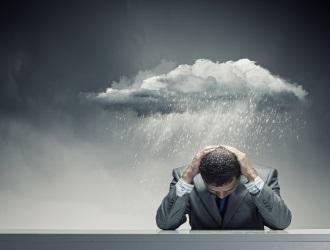 Симптомы сильной депрессии