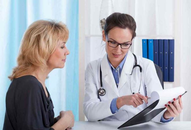 Диагностика менструальной боли