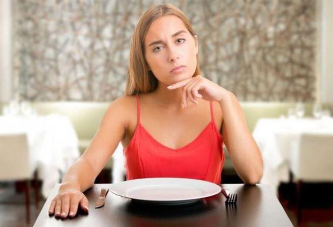 Головокружение после еды