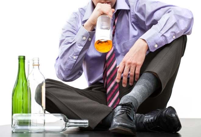 Острая алкогольная энцефалопатия