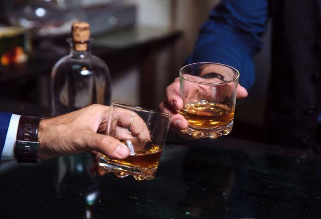 Острая алкогольная энцефалопатия головного мозга