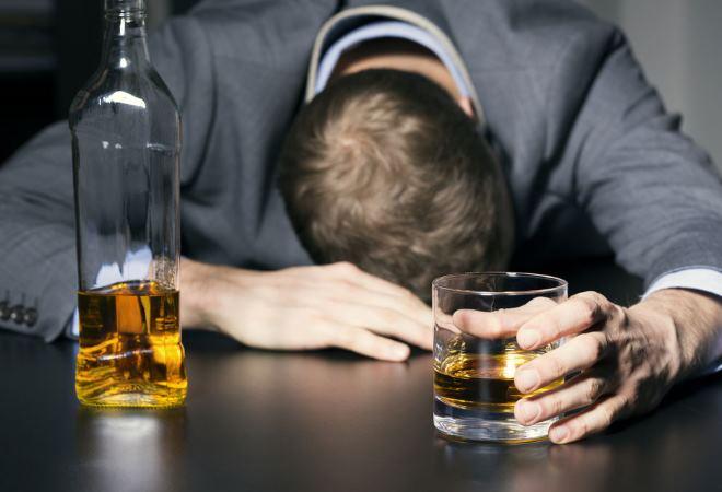 Проявление алкогольной энцефалопатии