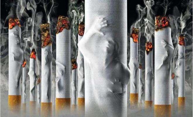 Влияние табака на мозг