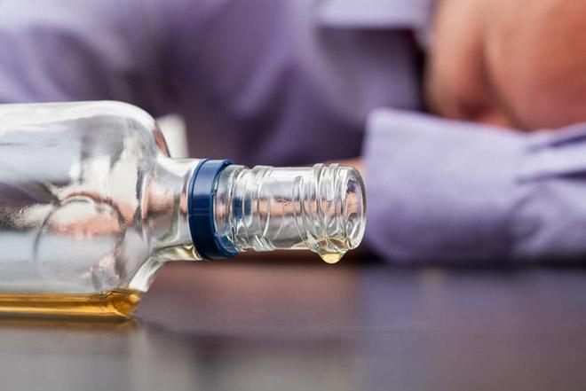 Эпилепсия алкогольная